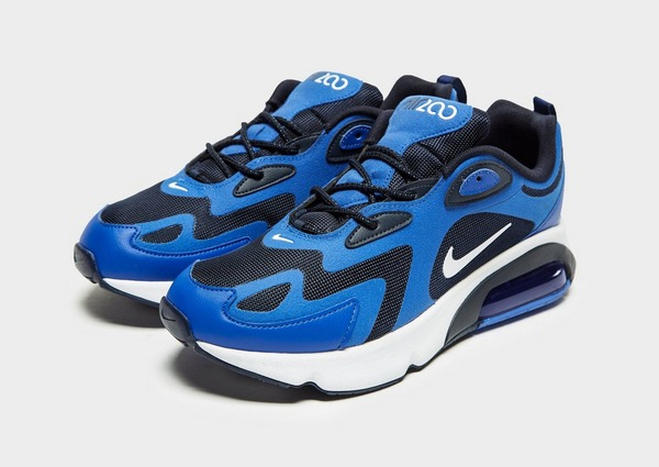 Shop den Nike Air Max 200 Herren in Blue | JD Sports