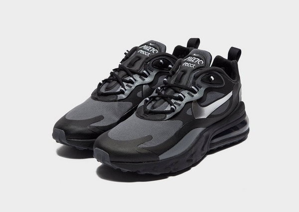Shoppa Nike Air Max 270 React Winter Herr i en Svart färg