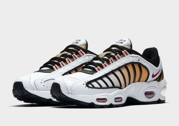 Buy White Nike Air Max Tailwind IV Women's | JD Sports