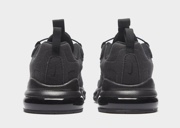 Shoppa Nike Air Max 270 React Barn i en Svart färg | JD