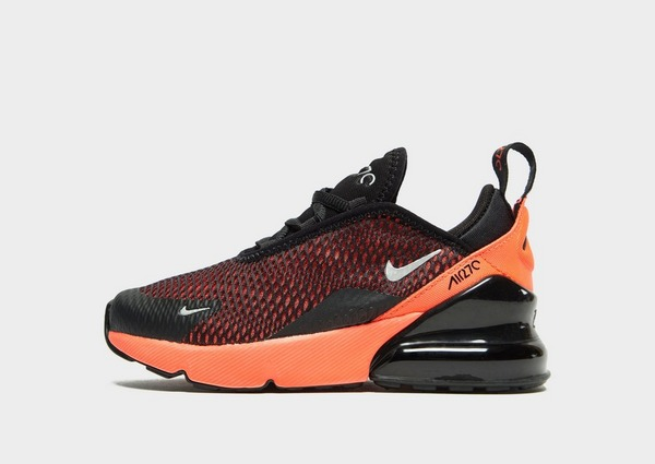 Shop den Nike Air Max 270 Children in Schwarz | JD Sports