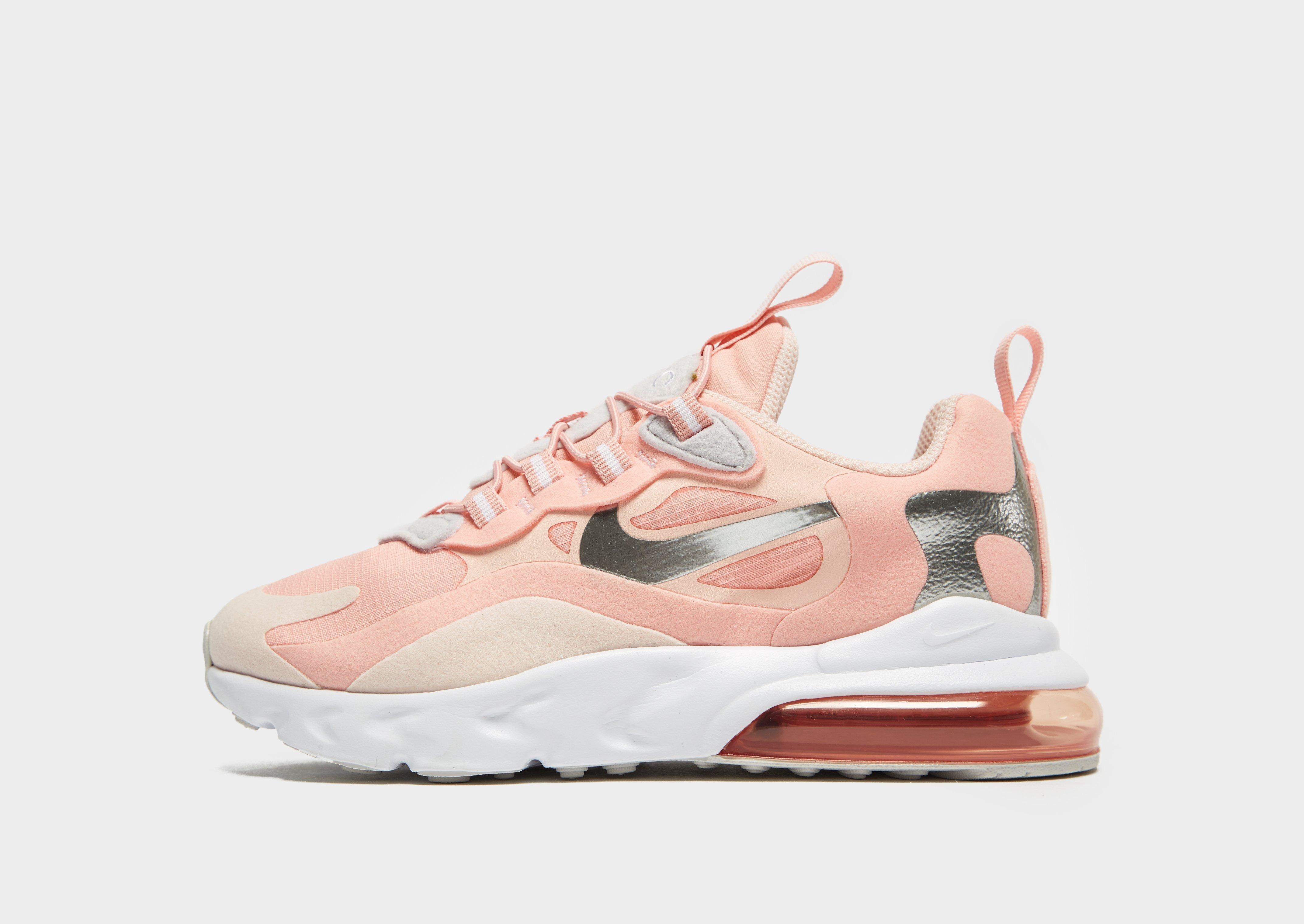 air max 270 react rosa