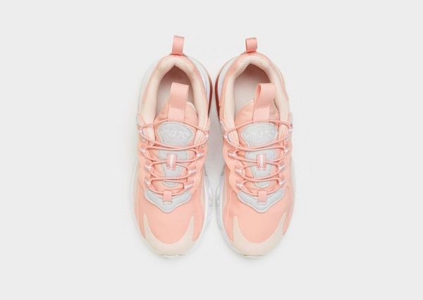 Osta Nike Air Max 270 React Lapset Vaaleanpunainen