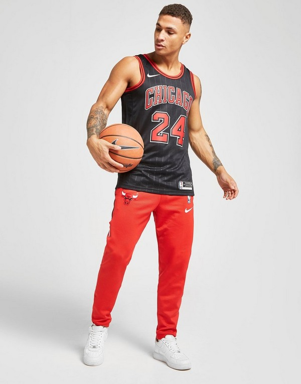 Nike NBA Chicago Bulls Markkanen #24 Swingman Jersey