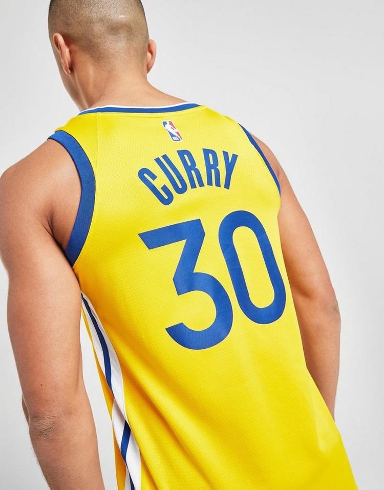 Nike NBA Golden State Warriors Curry #30 SM Jersey