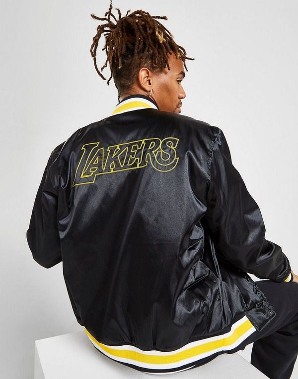 Acquista Nike NBA Los Angeles Lakers Giacca Reversibile in