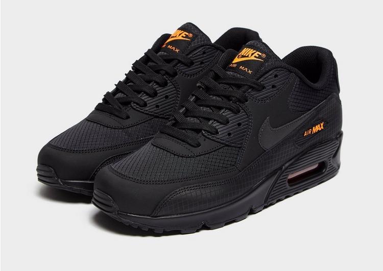 air max 90 zwart oranje