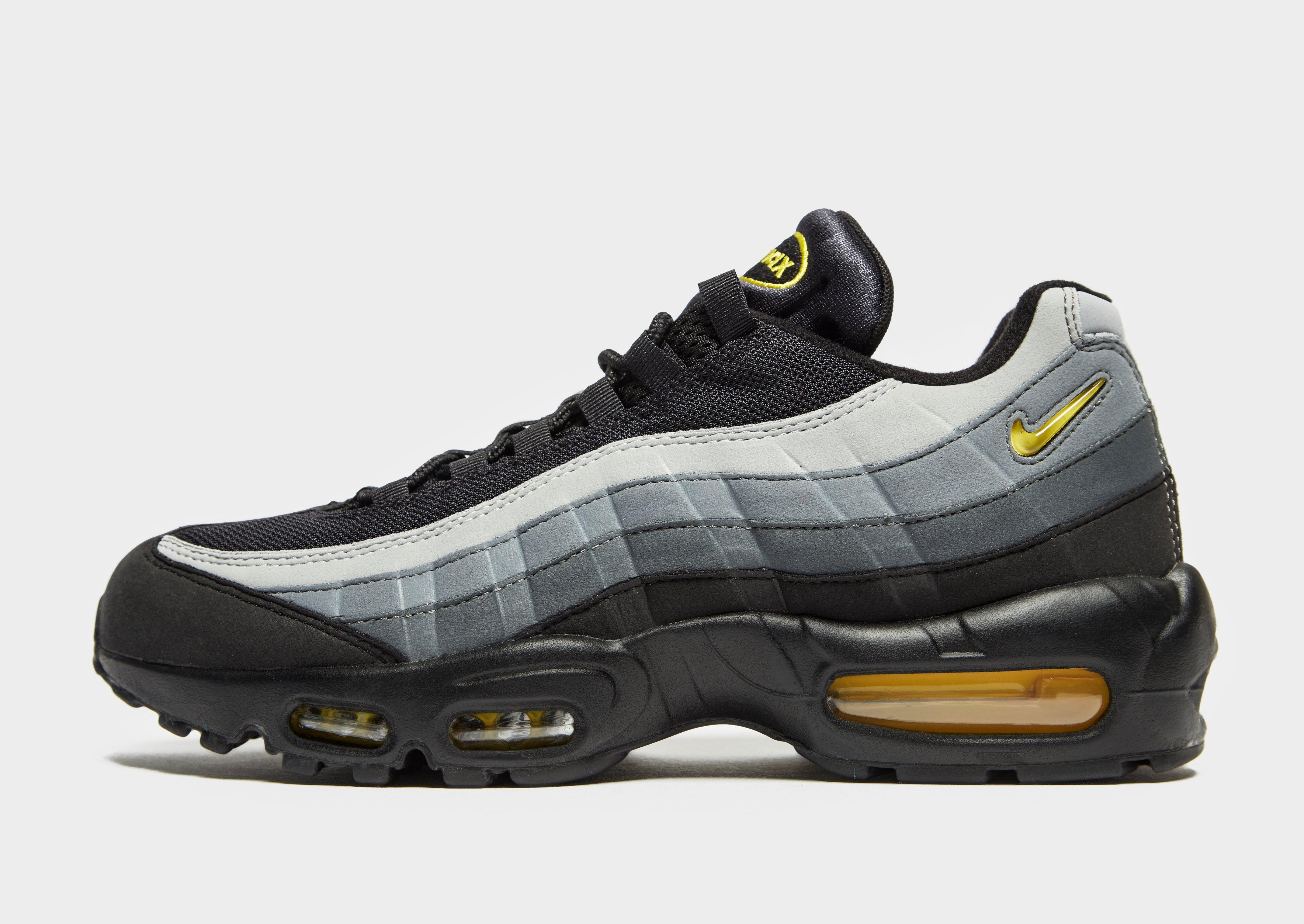 air max 95 yellow grey