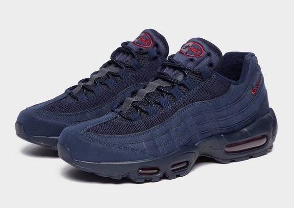 Køb Nike Air Max 95 Herre i Blå | JD Sports