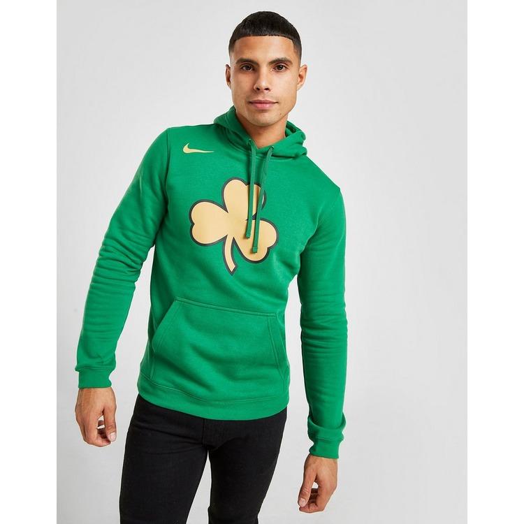 Nike NBA Boston Celtics City Edition Logo Hoodie