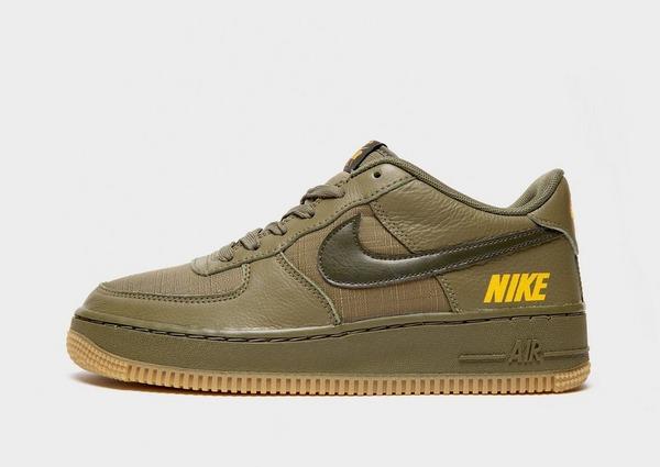 Acquista Nike Air Force 1 LV8 5 Junior in Verde | JD Sports