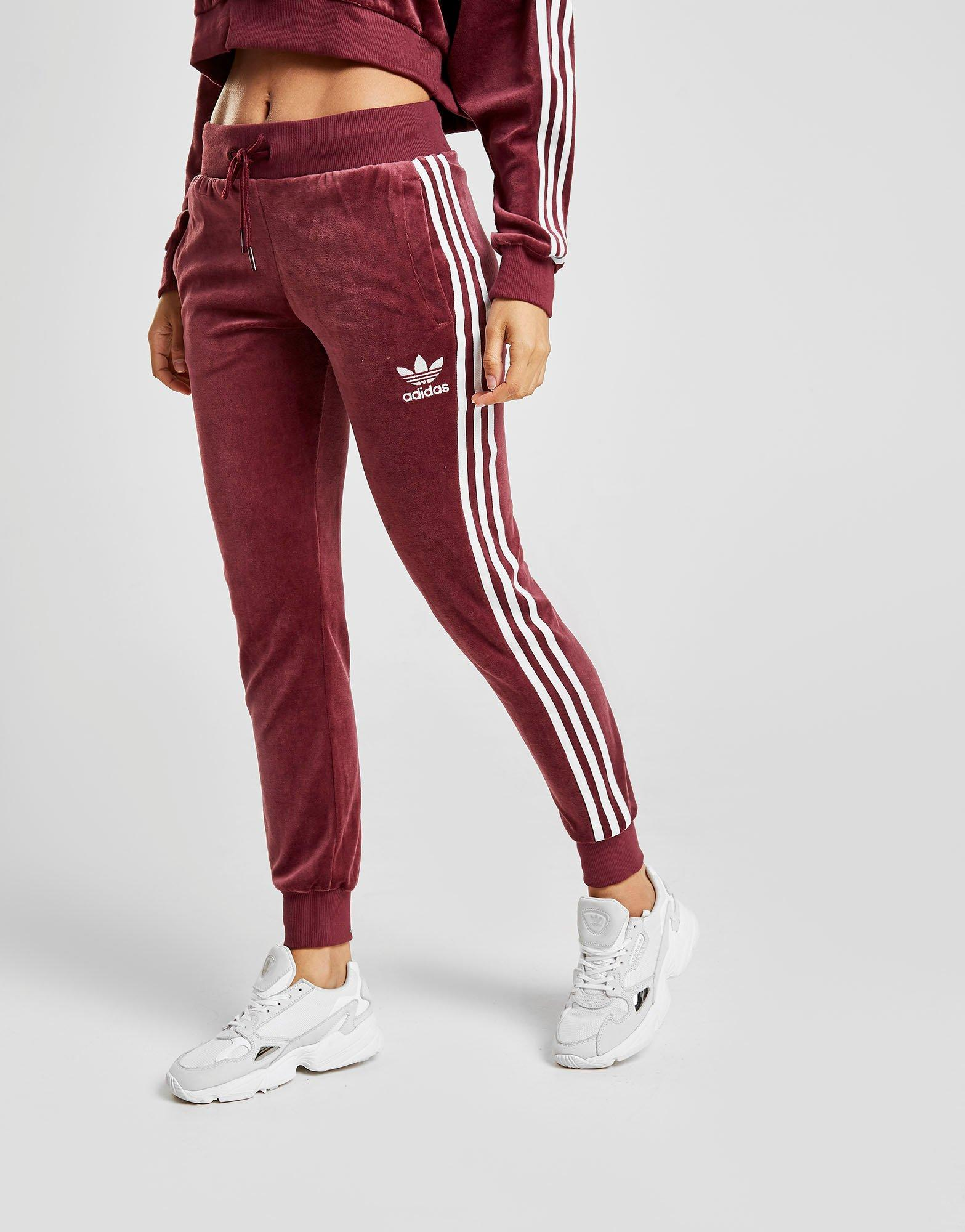 jogging adidas homme velour