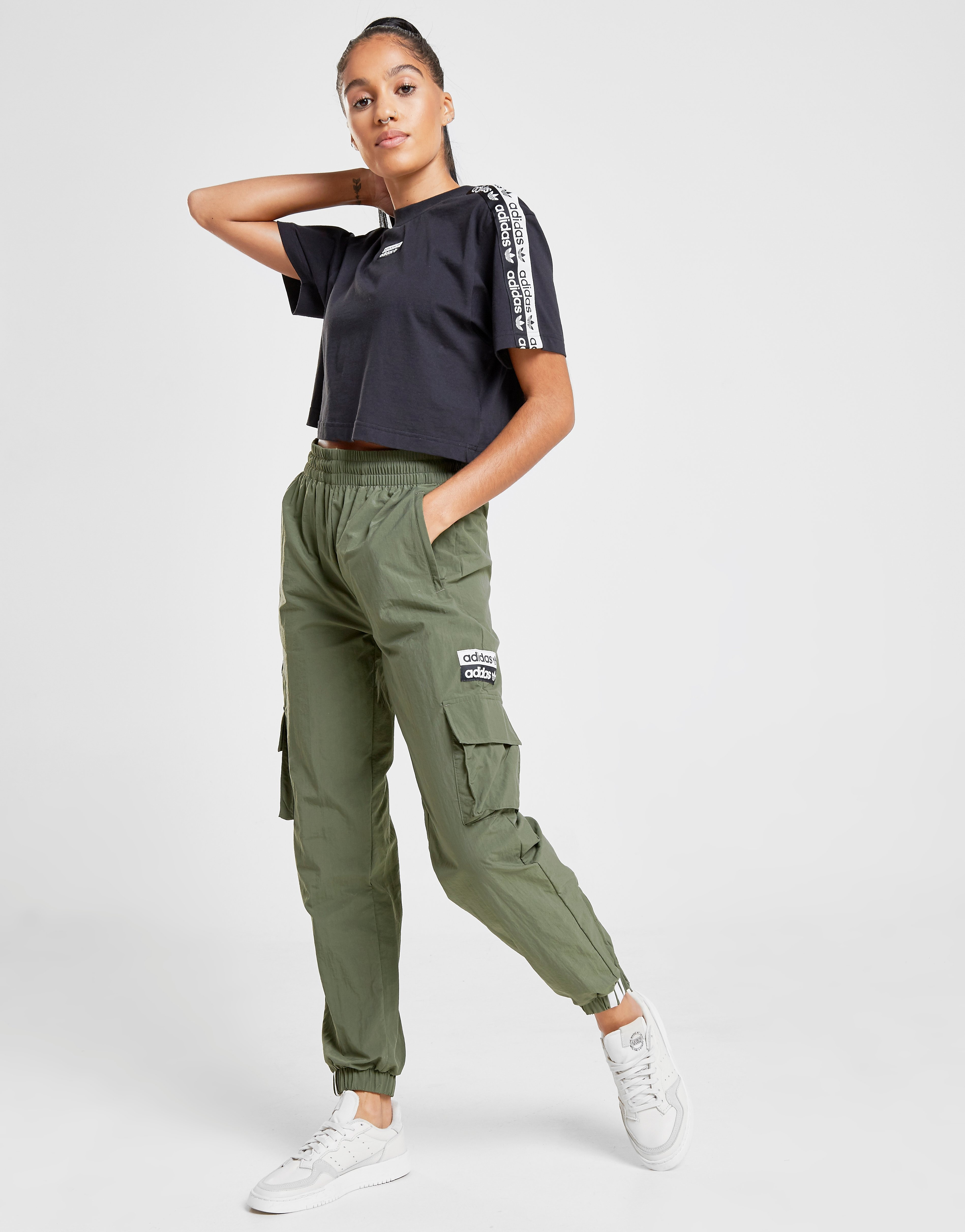 adidas Originals Pantalon de Survêtement Cargo Femme | JD Sports