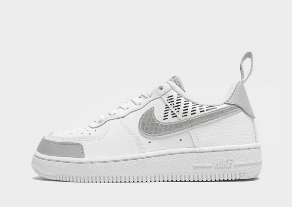 Shoppa Nike Air Force 1 Utility Barn i en Vit färg | JD