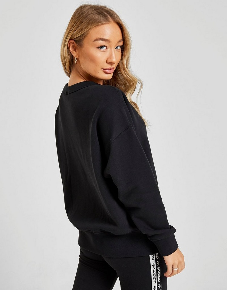 Crew Adidas Neck Crew Neck Ladies Ladies Adidas Sweatshirt