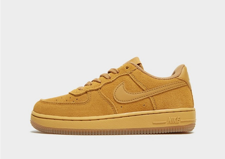 Nike Air Force 1 LV8 Flax infantil