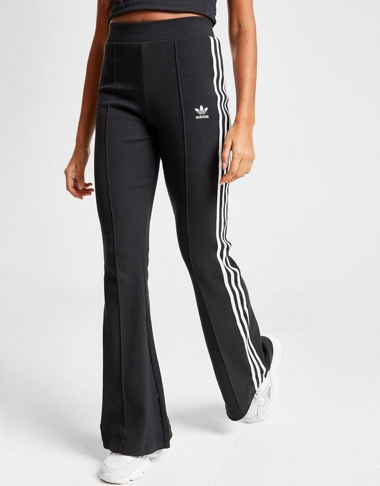 adidas Originals 3-Stripes Flared Track Pants