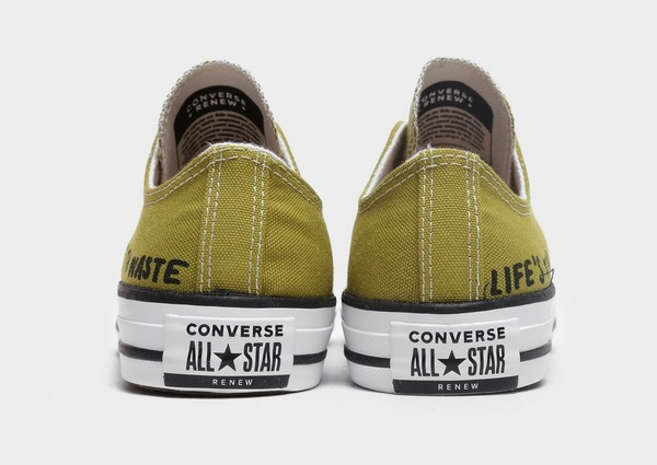 Acquista Converse Chuck Taylor All Star Renew Canvas Low