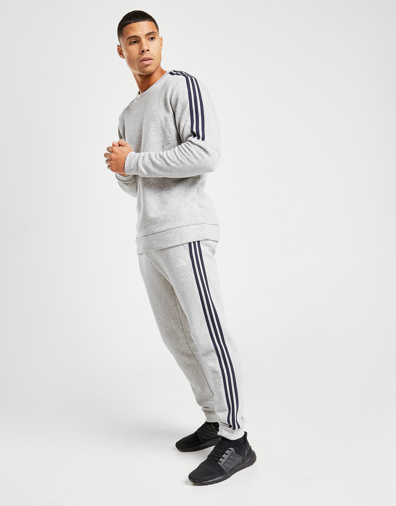 adidas Essentials 3 Stripes Pantaloni Sportivi | JD Sports