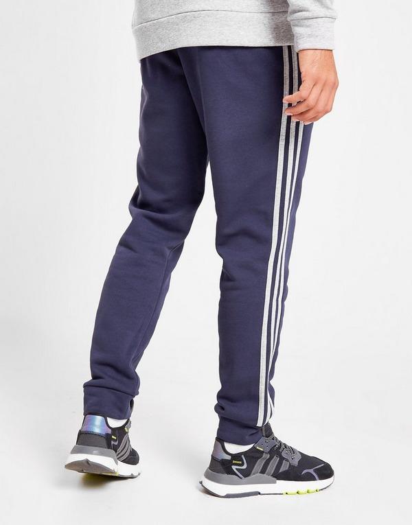 Koop Blauw adidas Essentials 3 Stripes Trainingsbroek Heren