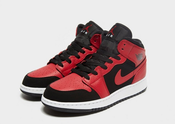 air jordan 1 mid enfant