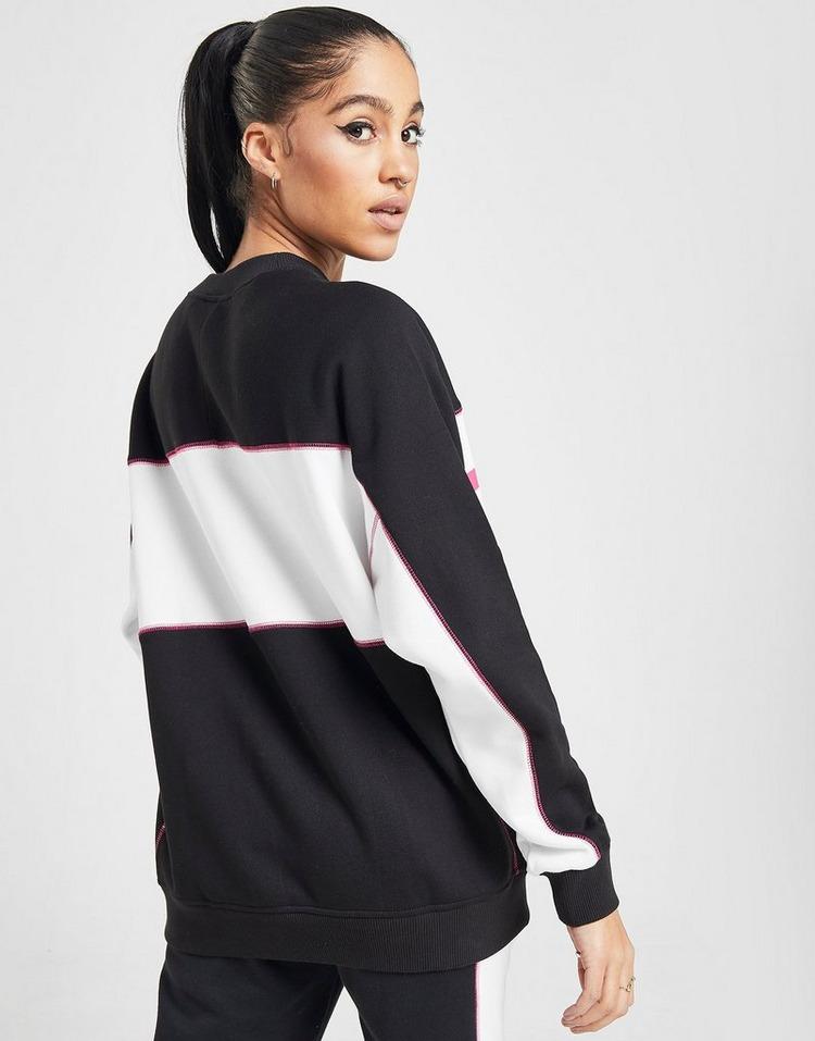 adidas Originals Linear Logo Crew Sweatshirt