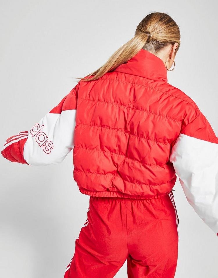adidas Originals Spirit Crop Padded Jacket
