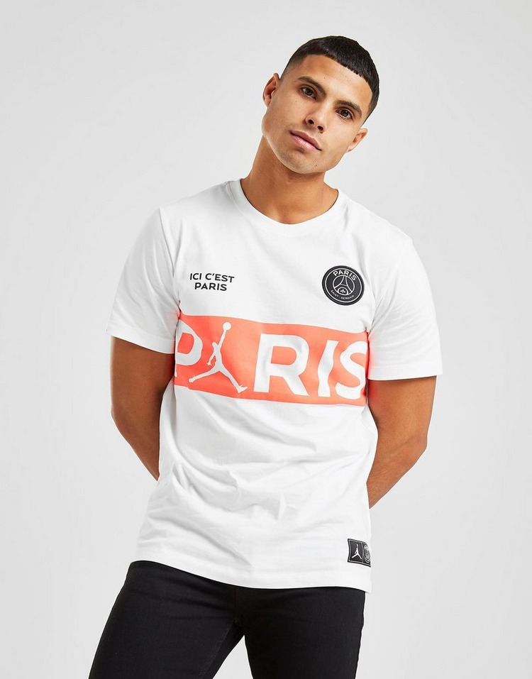 Jordan x Paris Saint Germain Wordmark T-Shirt