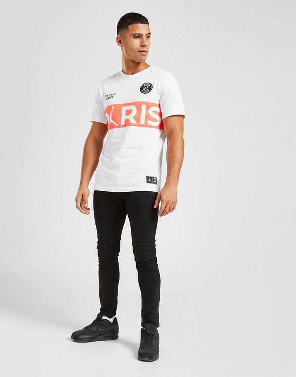 Jordan x Paris Saint Germain Wordmark T-Shirt