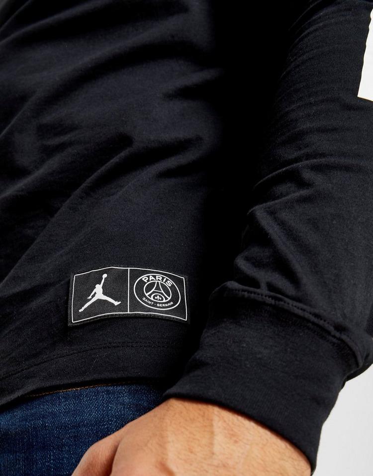 Jordan camiseta de manga larga x Paris Saint Germain