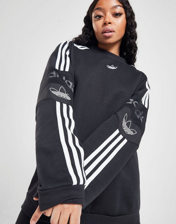 Acherter Noir adidas Originals Sweat shirt Originals Sport
