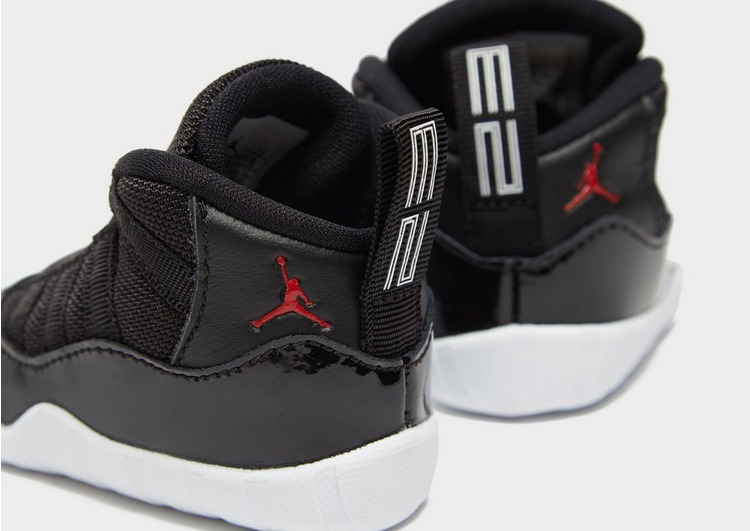Jordan Air 11 'Bred' Crib Infant