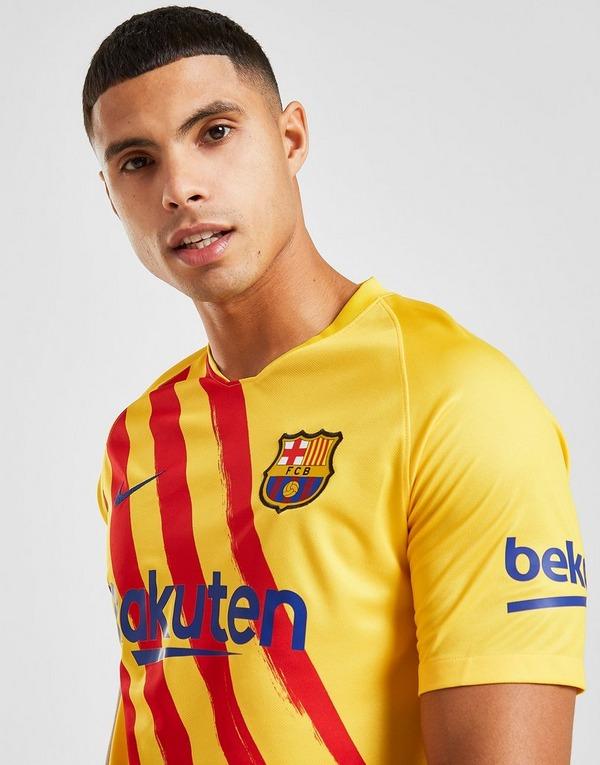 Nike FC Barcelona 2019/20 Fourth Shirt