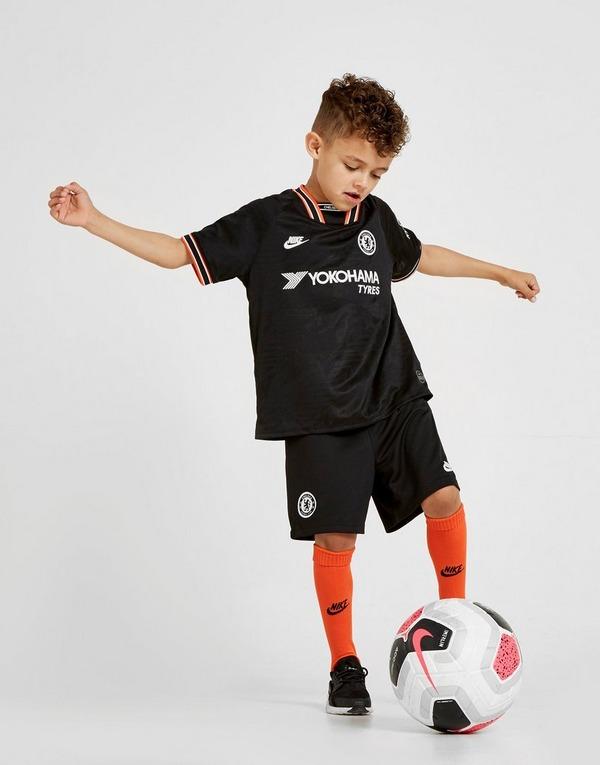 Nike Chelsea FC Third 2019 Kit Children