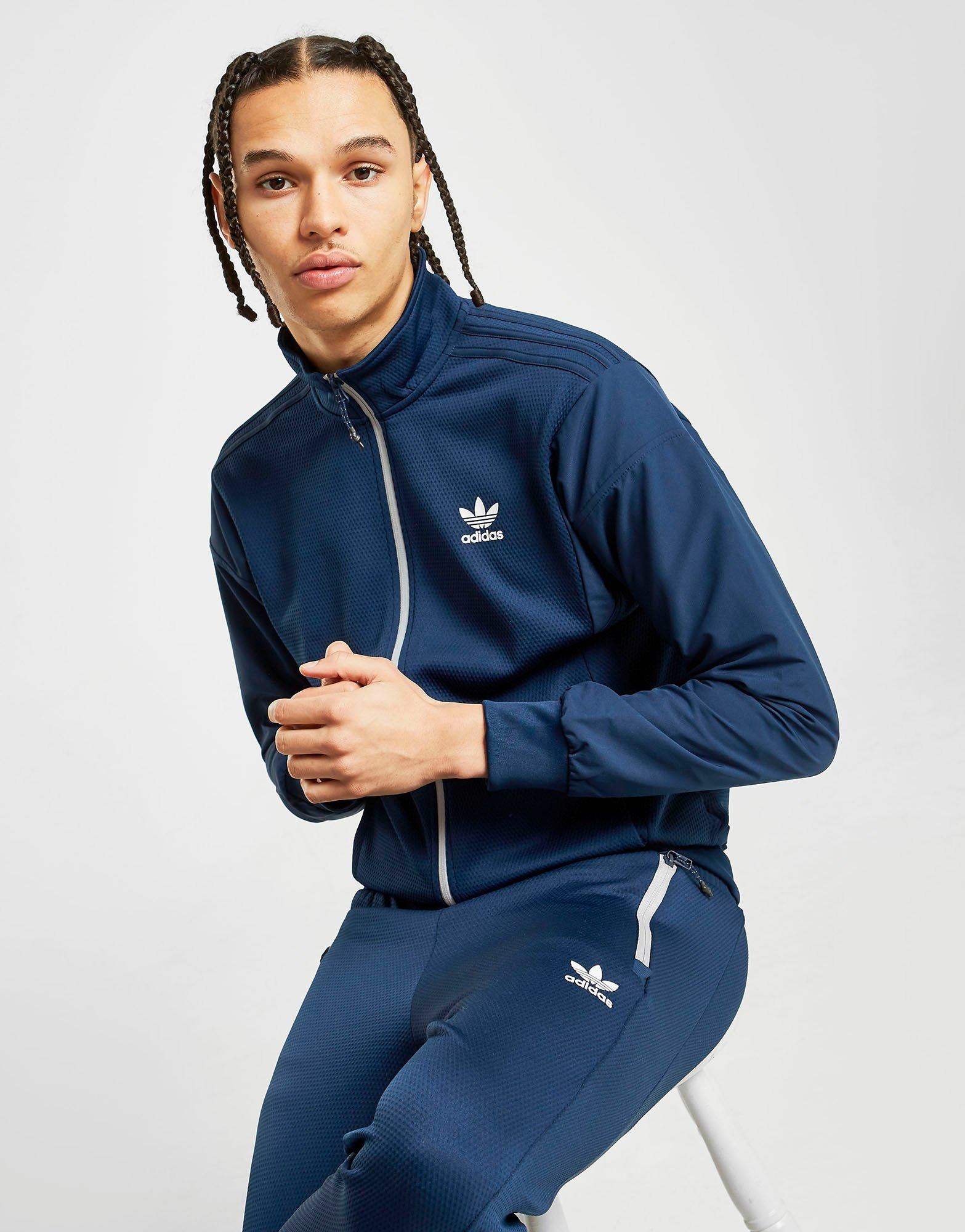 adidas Originals Street Track Top Heren | JD Sports