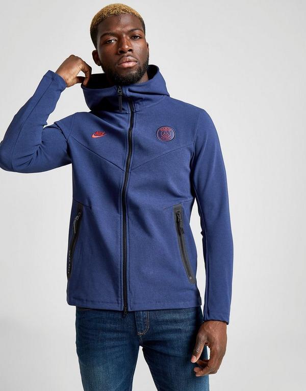 Nike Paris Saint Germain Tech Hoodie | JD Sports