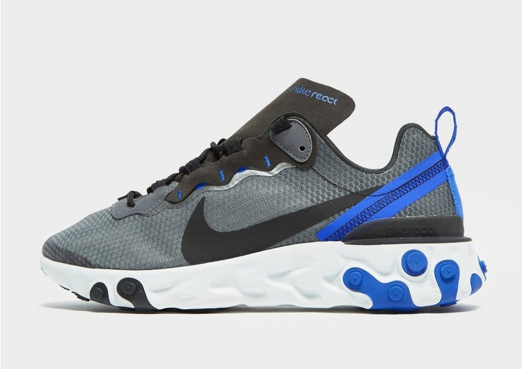 Acheter Grey Nike Running Chaussure Nike React Element 55 SE