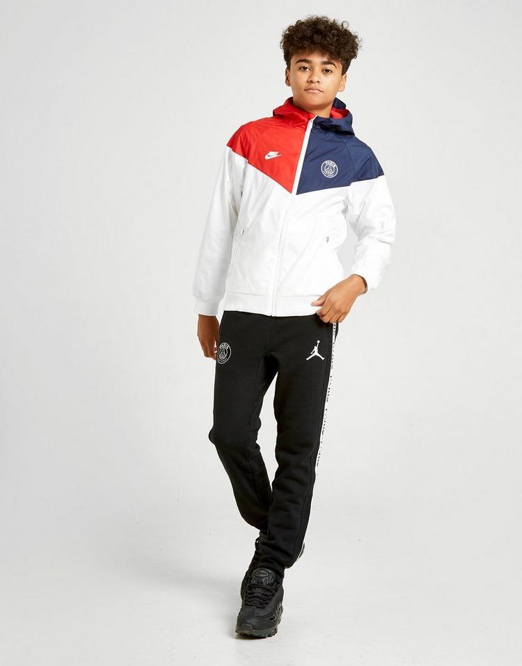 Nike Paris Saint Germain Windrunner Jacket Junior