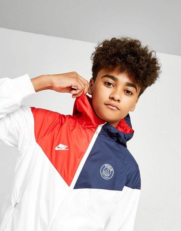 Nike Paris Saint Germain Windrunner Jacket Junior