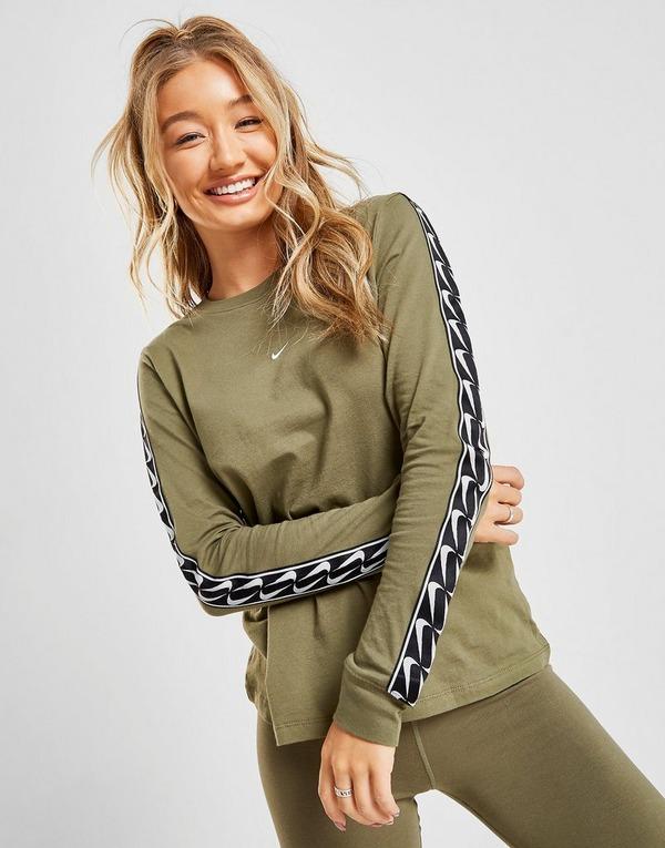 Nike Tape Long Sleeve T-Shirt
