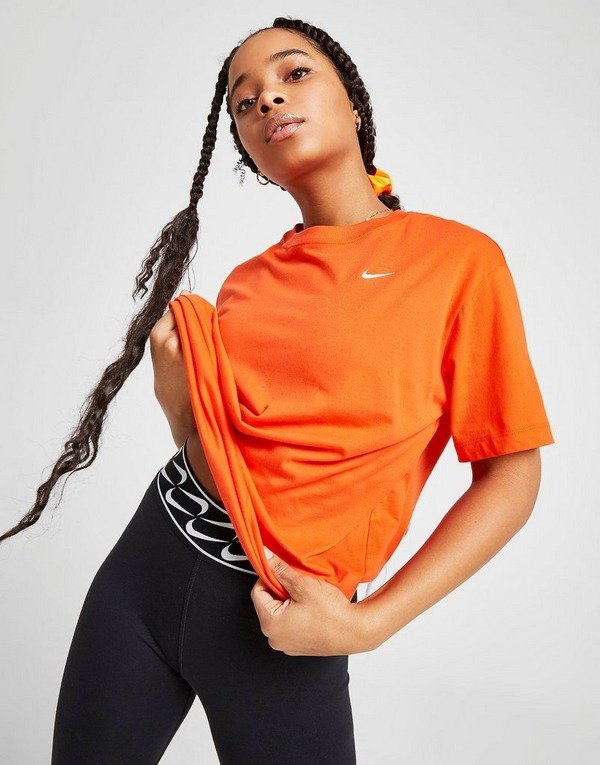 jogging nike orange femme