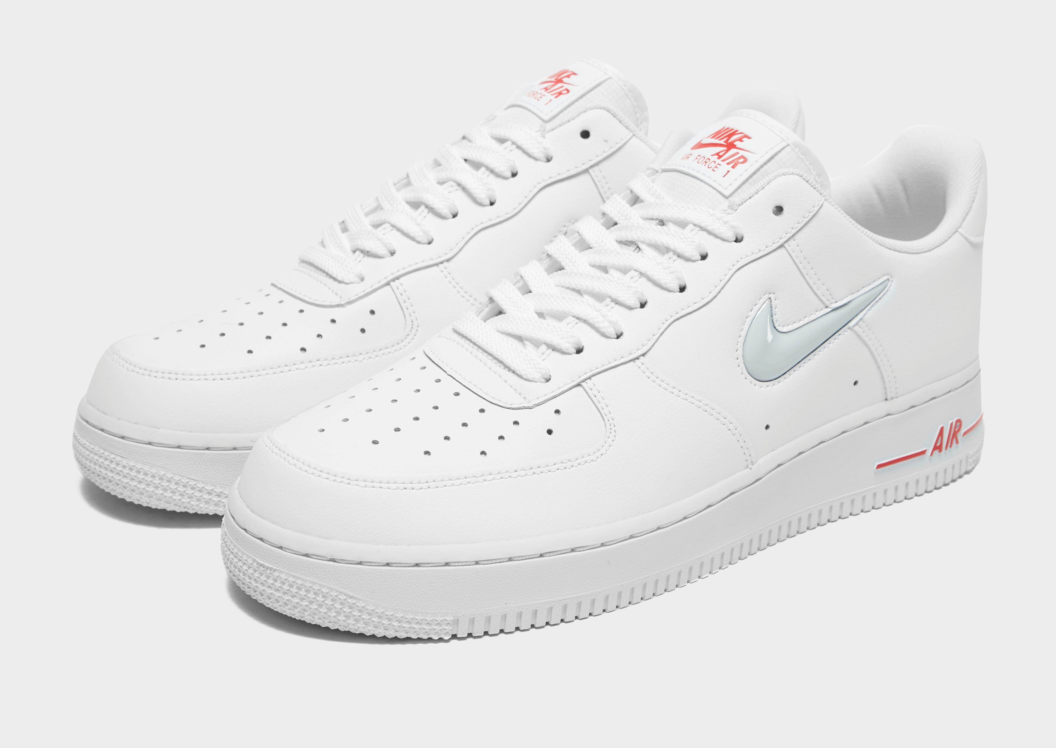 air force 1 jewel white