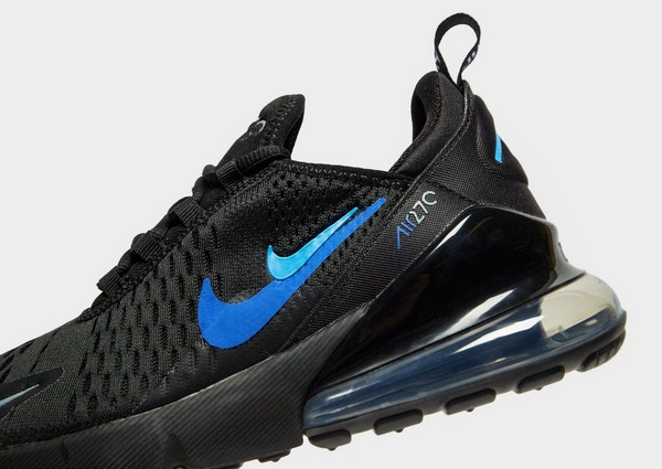 Shoppa Nike Air Max 270 Junior i en Svart färg | JD Sports