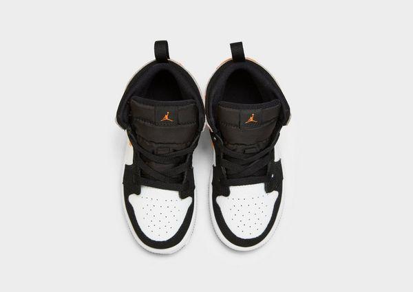 Jordan Air 1 Mid para bebé