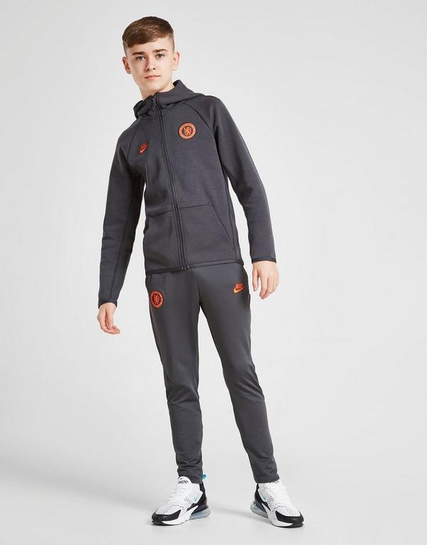 Nike Chelsea FC Tech Hoodie Junior