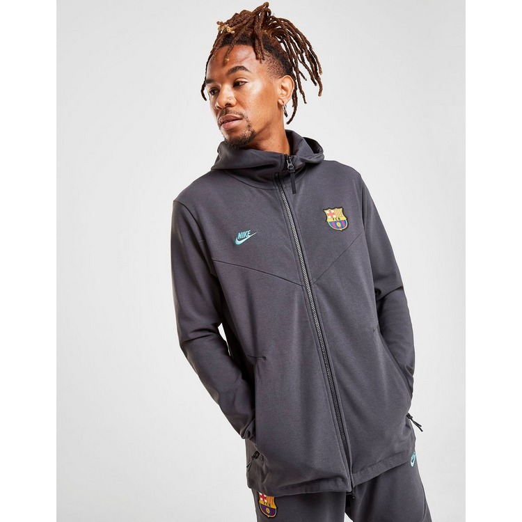 Nike FC Barcelona Hooded Jacket