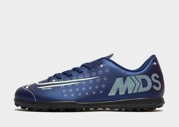 Buy Blue Nike Dream Speed Mercurial Club TF Junior | JD Sports