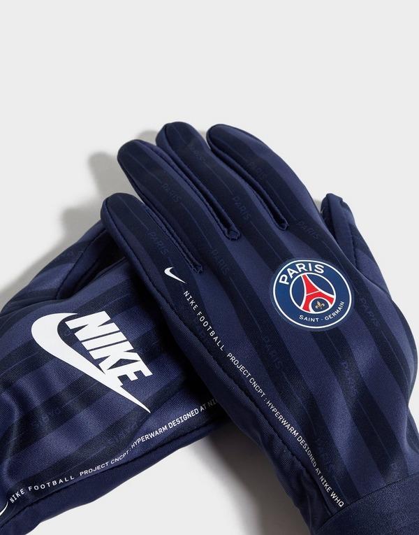 Nike Paris Saint Germain HyperWarm Academy Gloves