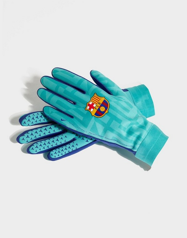 Nike FC Barcelona HyperWarm Academy Gloves Junior