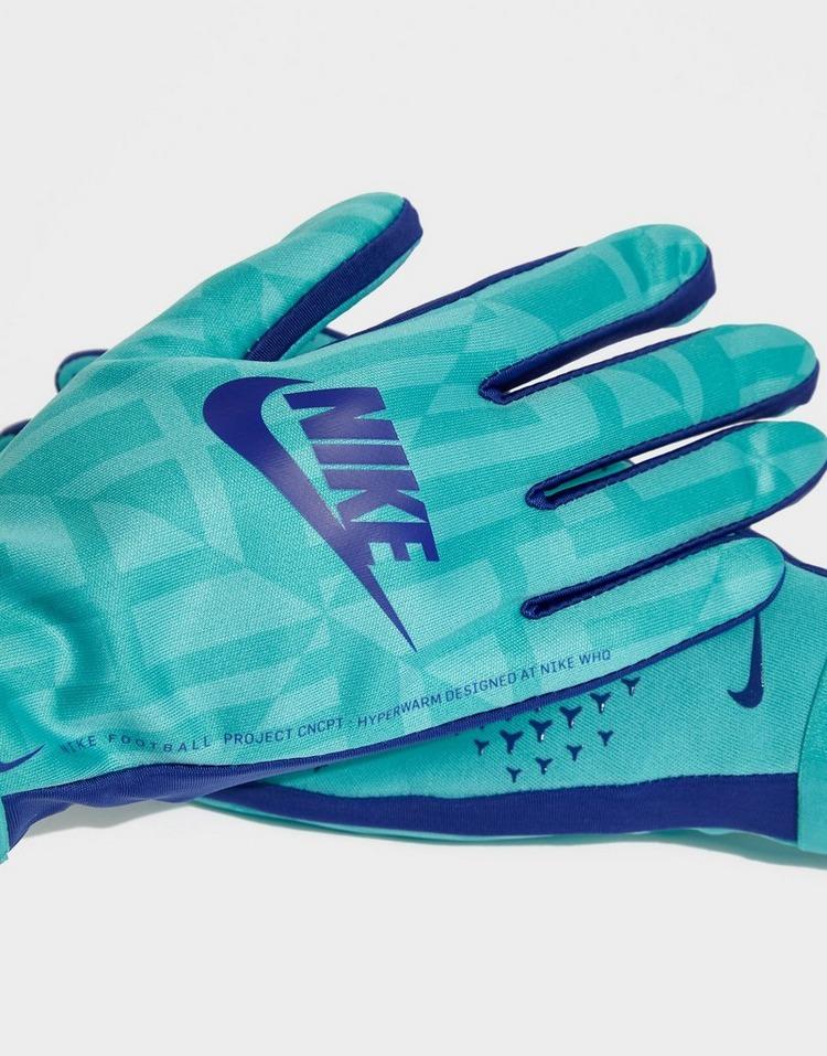 Nike FC Barcelona HyperWarm Academy Gloves Junior